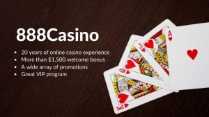 Best Online Casinos #1: 888 Casino