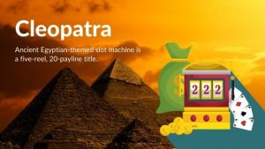 Best Slot Machines #1: Cleopatra