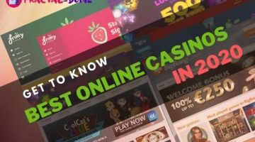 Get to Know the Best Online Casinos This 2020